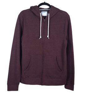 Old Navy Fleece Full Zip Hooded Sweatshirt NWOT